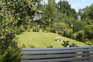 Garten in Hoisdorf nahe Großhansdorf